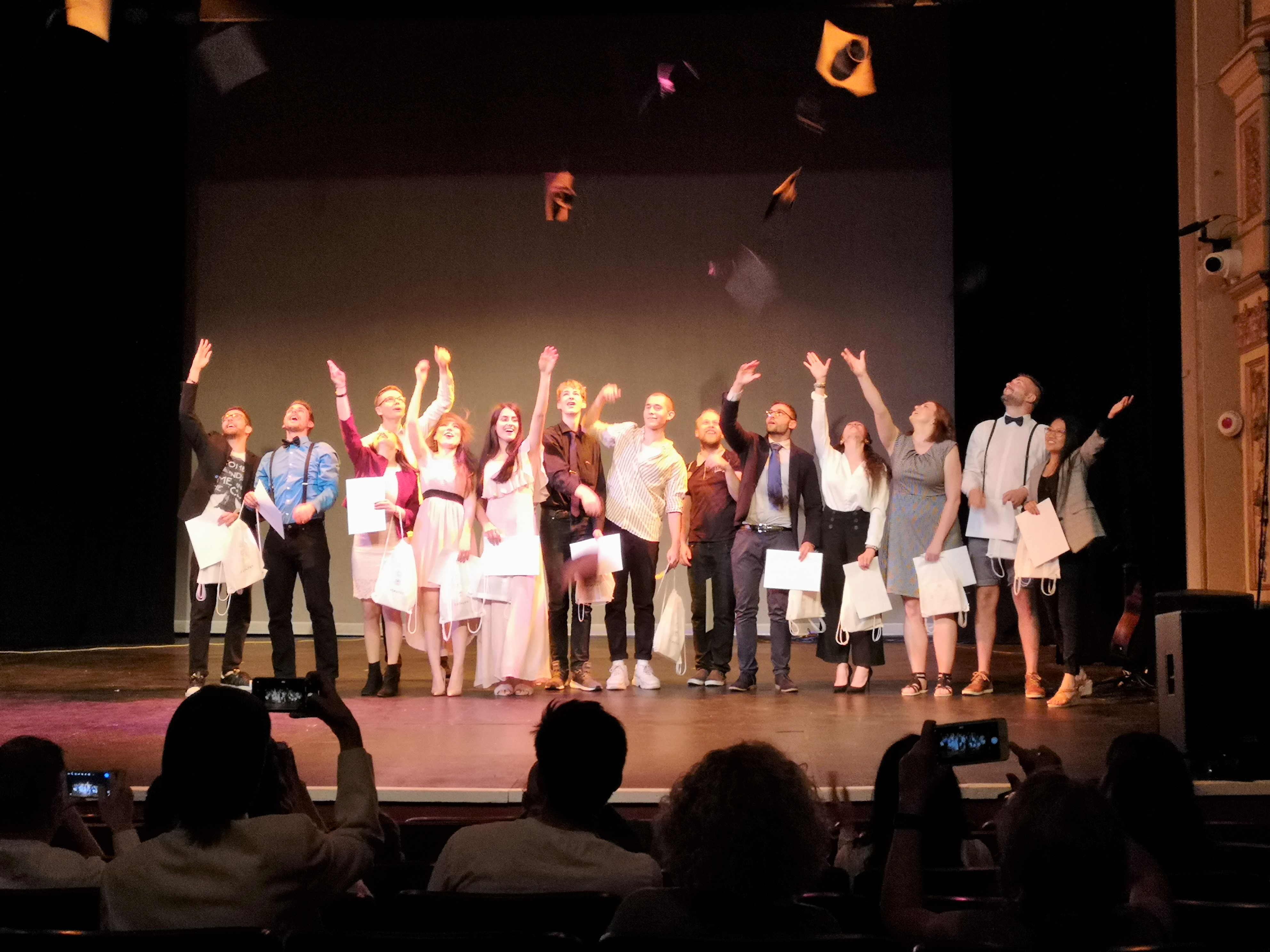 Graduation – August 2019 – What An Event!